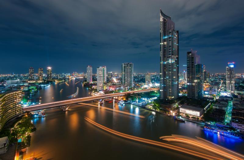 The river condominium