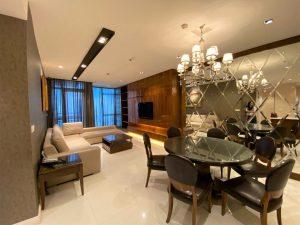 Athenee residence for rent 2beds