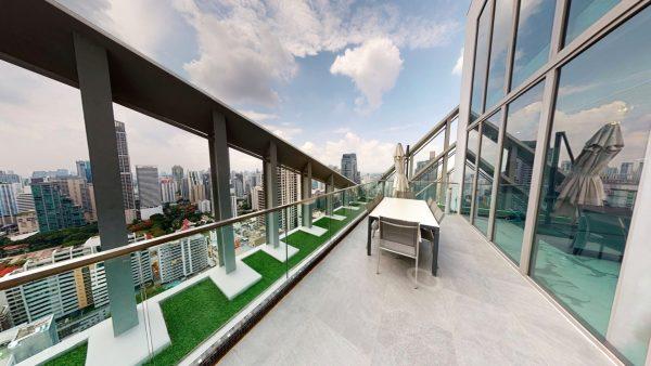 Penthouse Hyde Sukhumvit 11